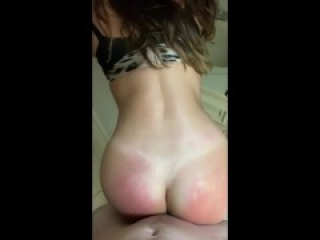 PAWG Yoga Instructor gets Rocked by HUGE White Cock on Snapchat