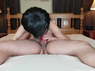 Real Sex - Intimate 69 and Creampie